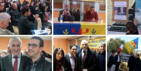 Cap sur l'indépendance de la Kabylie (retour sur la conférence du Président de l'Anavad à Marseille)