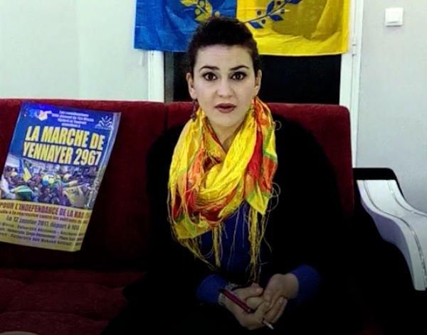 Message vidéo de Rachida Ider à la veille des grandes marches de Yennayer