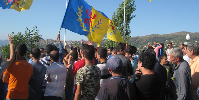 La gendarmerie algérienne mobilisée pour arrêter les animateurs du meeting du MAK demain à Tanalt