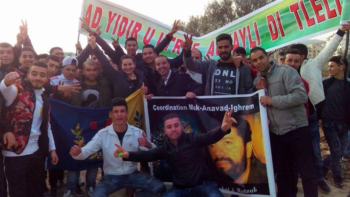 Rassemblement du MAK-Anavad à Tuvirett : journée de violence policière et de mobilisation militante