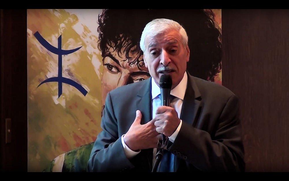 Kabylie : Ferhat Mehenni, Président de l'Anavad, maintient le cap