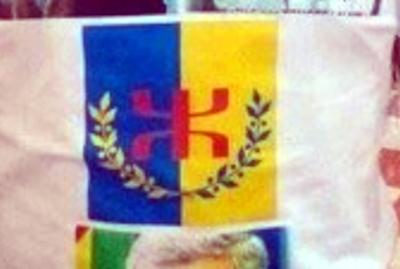 Alerte : un supporter de la JSK embarqué pour un autocollant aux couleurs kabyles