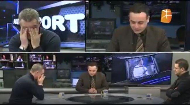 Moussa Saib n'a pas pu retenir ses larmes en évoquant la situation de la JSK