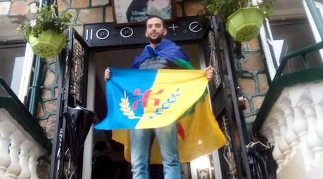 Massnsen Aylimas libéré : il a subi un interrogatoire sur l'exécutif de la CR Ouest du MAK-Anavad