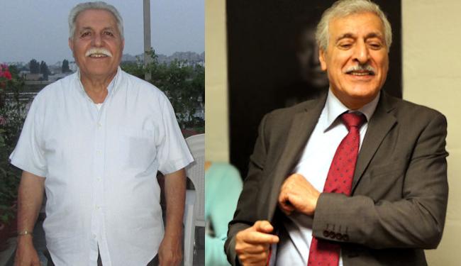 Le Président de l'Anavad s'est enquis de l'état de santé de Mohand Larvi Tayeb