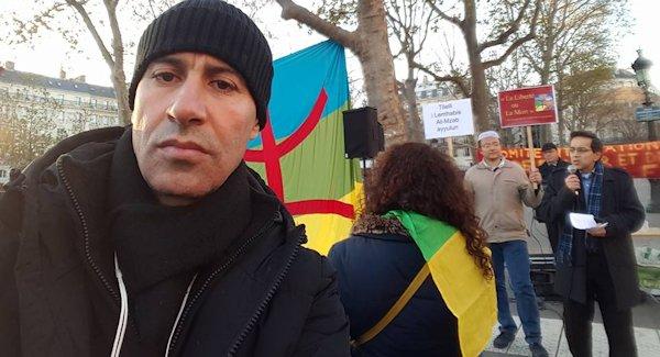 Ahmed Haddag présente ses condoléances à Hamid Maalem suite au décès de sa maman