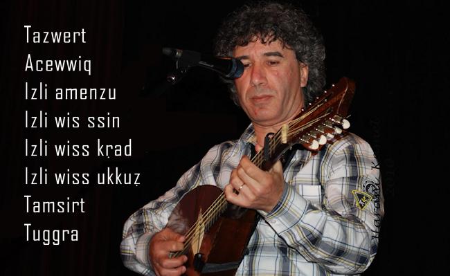 Asebrurez asekklan n usefru « Di lmut-ik » n Zedek Mulud