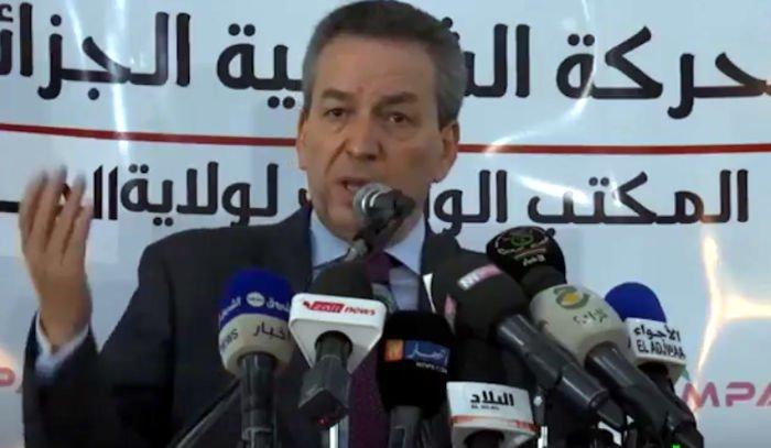 Amara Benyounes veut obliger la Kabylie à aller voter