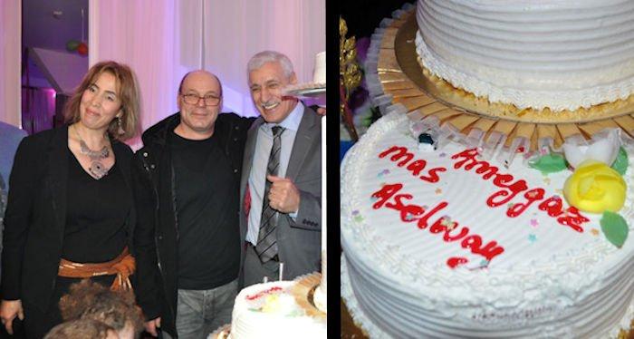 Ferhat Mehenni invité à Champigny-sur-Marne : «J'ai 66 ans d'espoir»