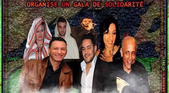 Agenda : Gala de solidarité de l'association Tudert le 1er Avril à Pierrefitte