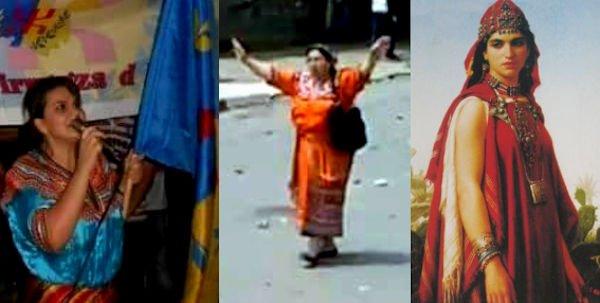 Résistance et résistantes, de la Kabylie d'hier à celle d'aujourd'hui
