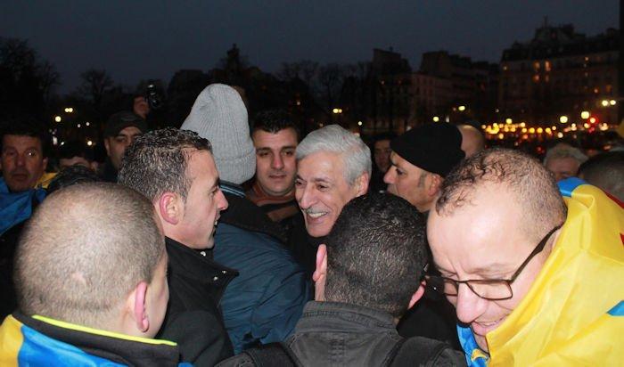 Ferhat Mehenni : «Nous sommes décidés à sauver la Kabylie, pas l'Algérie»