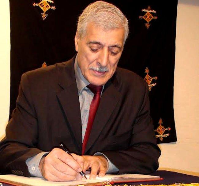 Mas Ferhat Mehenni rend hommage à son ami, le regretté Kameldine Fekhar et le peuple mozabite