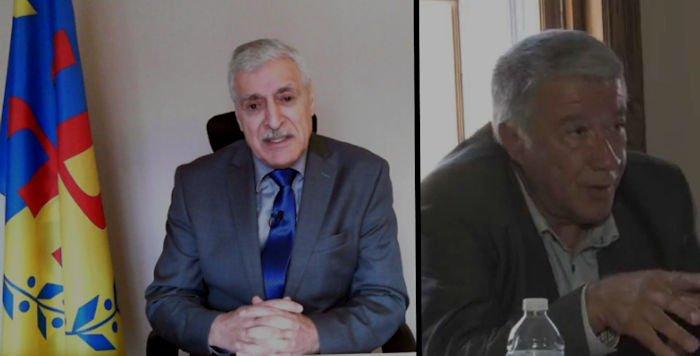 Le Président de l'Anavad solidaire avec Younes Adli dont la conférence a été empêchée par la police algérienne