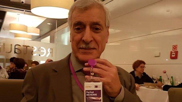 Le Président du MAK-Anavad au congrès de L'Alliance Libre Européenne (ALE)