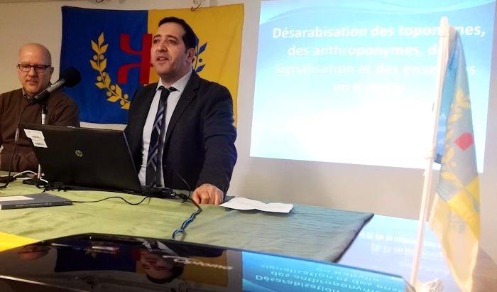Le Ministre de la Langue et de la Culture kabyles appelle à «désarabiser» la Kabylie