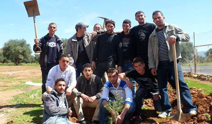 Les jeunes de Rafour déterminés à avoir leur espace vert