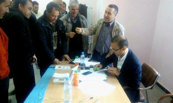 Malgré le harcèlement de la gendarmerie, le maire d'Akfadou a maintenu la conférence de Larbi Yahioune