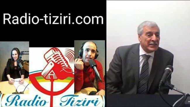 Agenda : Le Président en direct sur Radio Tiziri le 24 mars