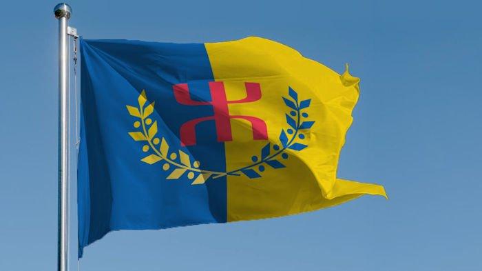 Le Drapeau national kabyle a deux ans : «vive la liberté !»