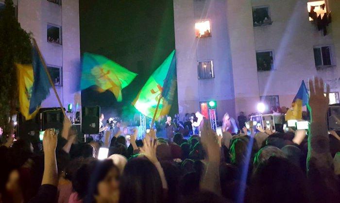 Un gala aux couleurs kabyles à la résidence universitaire de Bastos