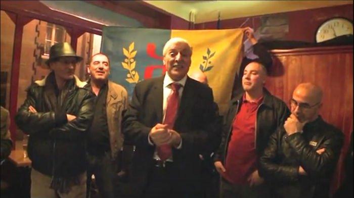 Allocution du Président de l'Anavad lors du dîner républicain kabyle