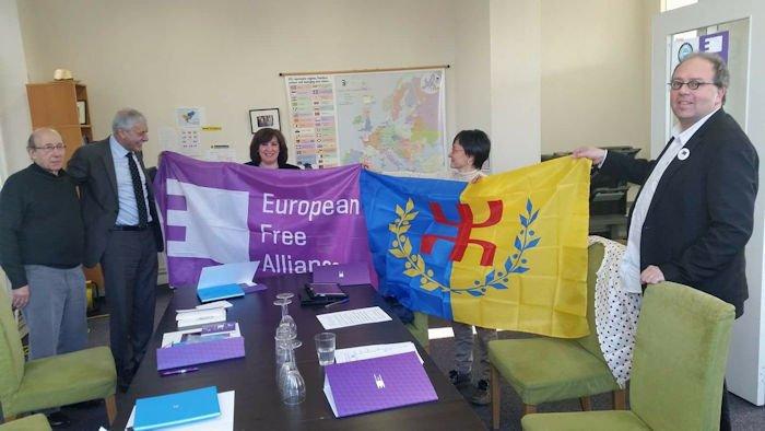 De Bruxelles à Katowice : l'Europe adopte la Kabylie