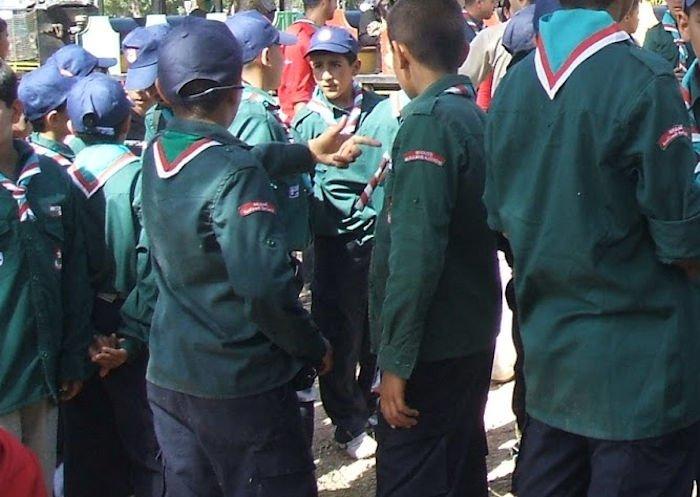 Des scouts algériens dépêchés pour occuper le lieu du meeting du MAK-Anavad