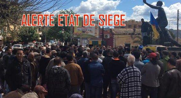 Meeting du MAK-Anavad : Etat de siège à Aqvu et plusieurs arrestations en cours