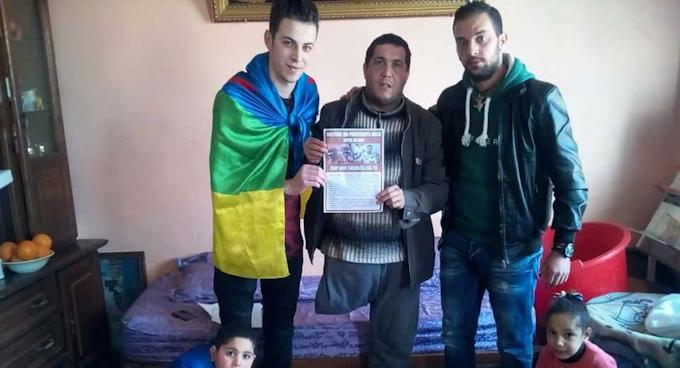 Scandaleux : le gala en soutien au blessé du printemps noir empêché par la police algérienne