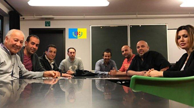 La coordination MAK-Anavad du Benelux solidaire des militants souverainistes en Kabylie
