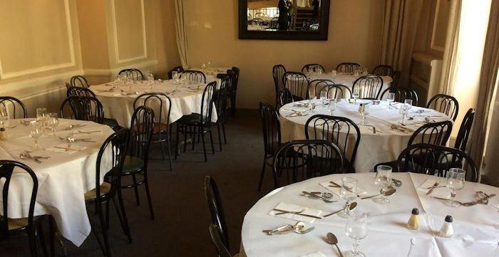 Modalités de réservation pour le dîner républicain du 27 avril à Paris