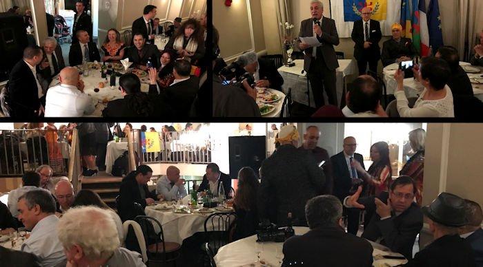 La 1ère édition du dîner républicain kabyle a été un succès retentissant