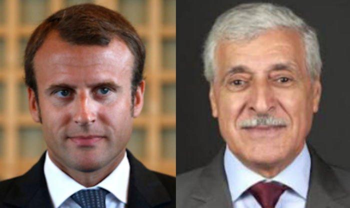 Félicitations du Président de l'Anavad à Emmanuel Macron