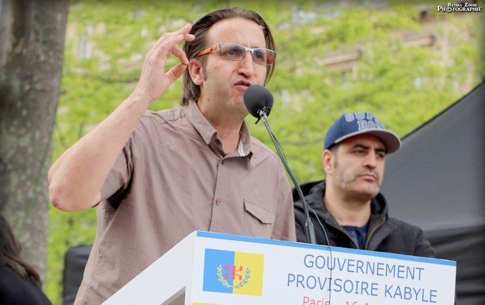 Kabylie indépendante : l'Etat Français et l'Etat algérien sont les mâchoires de la même tenaille (par Hamid Gherab)