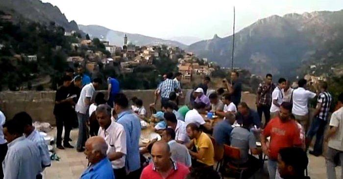 Iferhounène refuse de payer l'électricité : Le début de la désobéissance civile en Kabylie ?