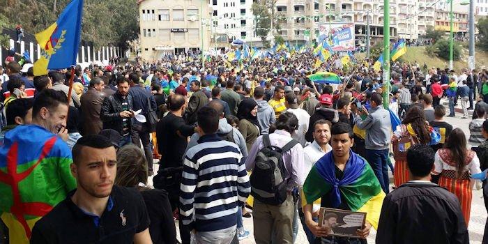 Marche de Tizi Wezzu en photos