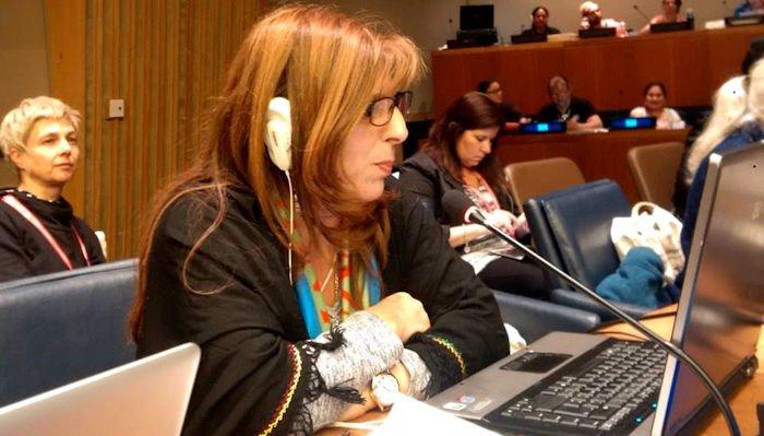 Allocution de la Présidente du CMA à la 16e session de l'ONU sur les questions autochtones