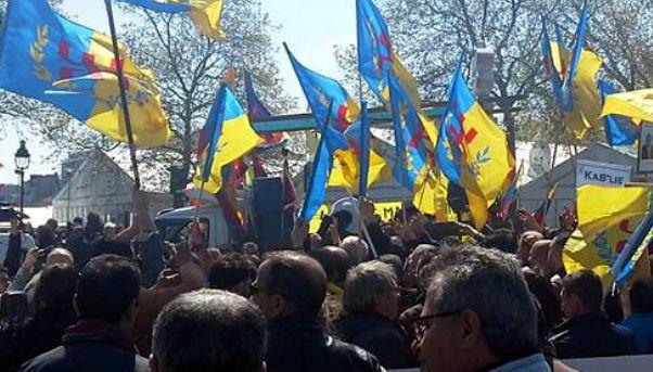 Appel à rejoindre le carré kabyle au défilé du 1er mai à Paris
