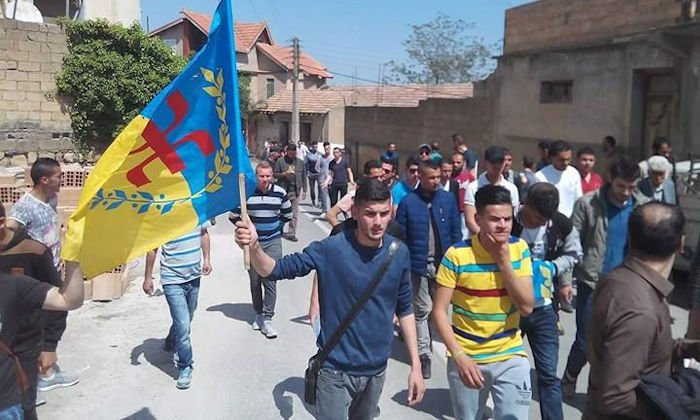 Alerte : une marche de protestation réprimée par la police coloniale à Aqvu