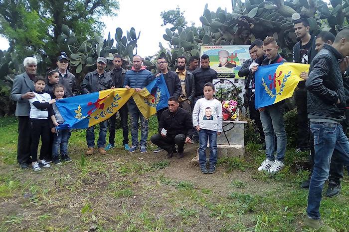 La Coordination MAK-Anavad d'Aqvu rend hommage au militant Massensen Agrawliw, décédé il y a 3 ans