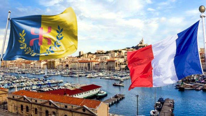 Création de la Coordination MAK-Anavad PACA (Provence Alpes Côte d'Azur, France)