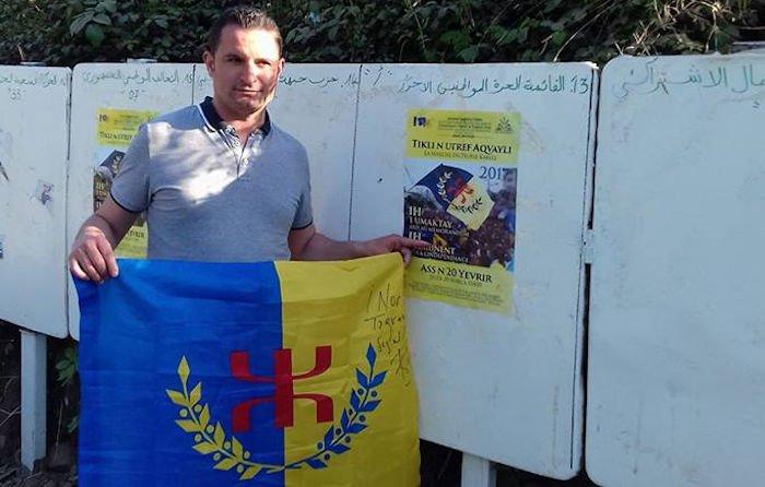 Alerte : Yidir, un militant de la diaspora, vient d'être arrêté par la gendarmerie coloniale à Vgayet (actualisé)