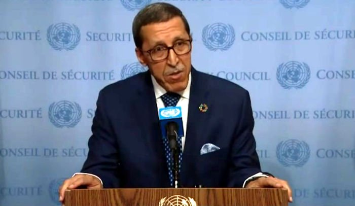 L'ambassadeur marocain à l'ONU évoque la répression en Kabylie et au Mzab