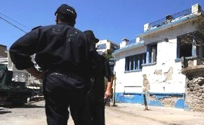 L'hôte d'une réunion du MAK-Anavad a passé la journée au commissariat colonial d'Iferhounène