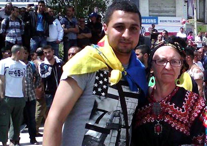 Campagne d'affichage pour le 20 avril : Arrestation d'un militant à Freha (actualisé)