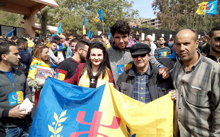 Le MAK-Anavad appelle à se recueillir sur les tombes des martyrs du printemps noir