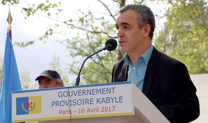 Communiqué de Zidane Lafdal, le Représentant diplomatique de la Kabylie en France