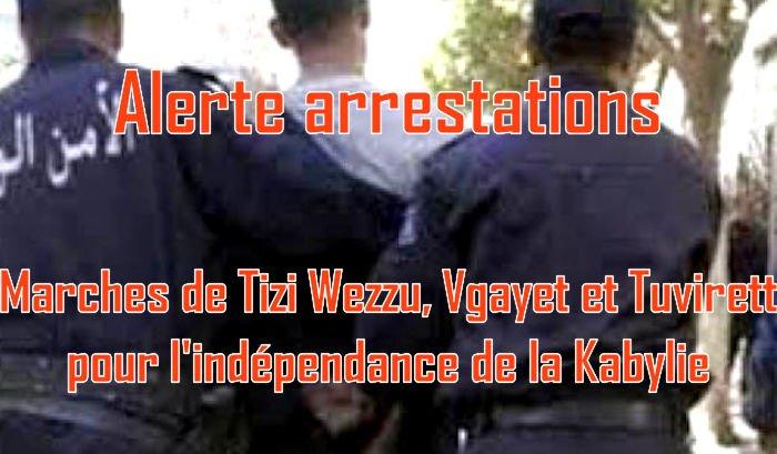 Marches du 20 avril : le fil des arrestations