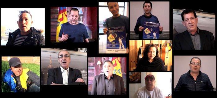 Des artistes appellent à rejoindre les marches du peuple kabyle